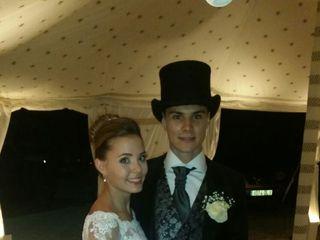 La boda de Tanit  y Marcos 1