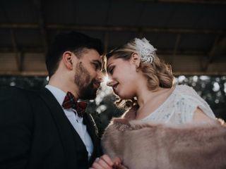 La boda de Naiara y Oskar