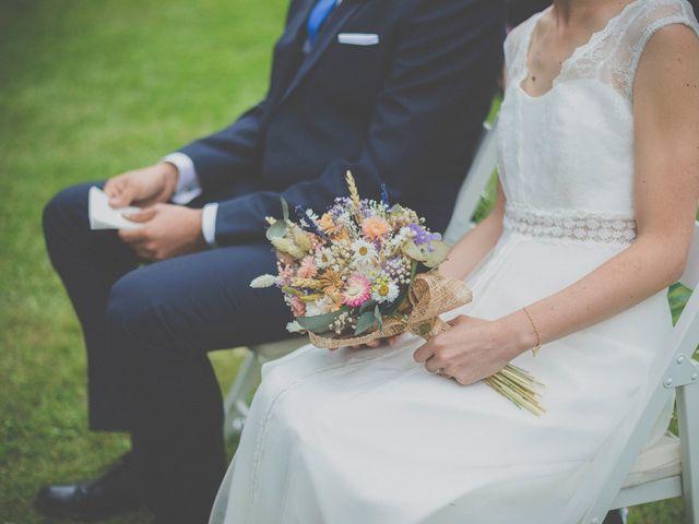 La boda de Javier y Sara en Puerto De Navacerrada, Madrid 11
