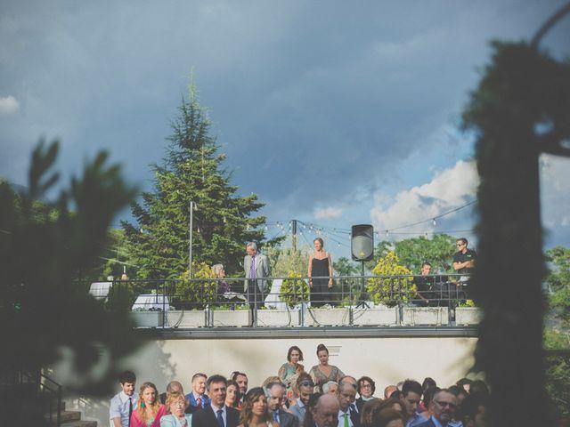 La boda de Javier y Sara en Puerto De Navacerrada, Madrid 13
