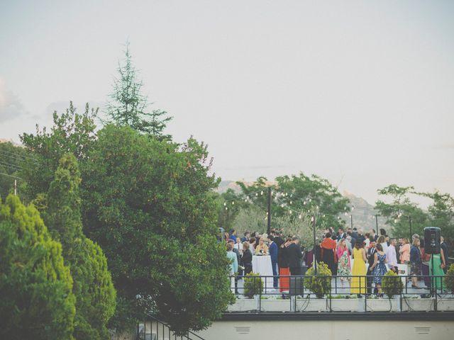 La boda de Javier y Sara en Puerto De Navacerrada, Madrid 20