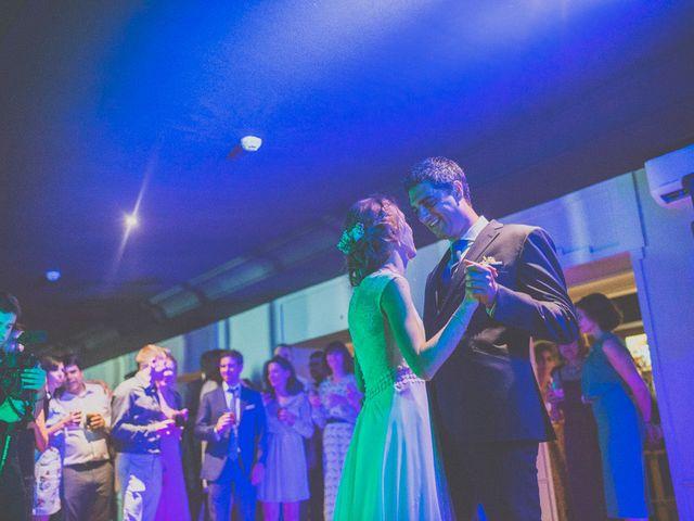 La boda de Javier y Sara en Puerto De Navacerrada, Madrid 24