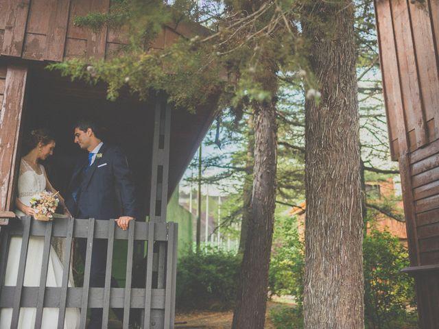 La boda de Javier y Sara en Puerto De Navacerrada, Madrid 18