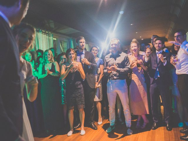 La boda de Javier y Sara en Puerto De Navacerrada, Madrid 23