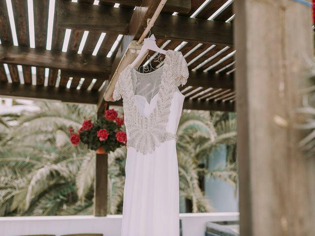 La boda de Elena y Jonás en Las Palmas De Gran Canaria, Las Palmas 2