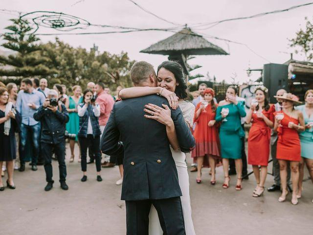 La boda de Elena y Jonás en Las Palmas De Gran Canaria, Las Palmas 10