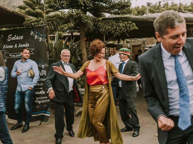La boda de Elena y Jonás en Las Palmas De Gran Canaria, Las Palmas 11