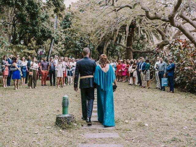 La boda de Elena y Jonás en Las Palmas De Gran Canaria, Las Palmas 23