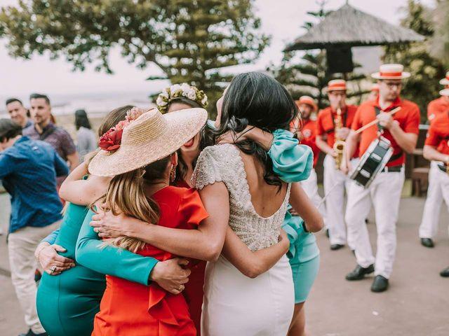 La boda de Elena y Jonás en Las Palmas De Gran Canaria, Las Palmas 35