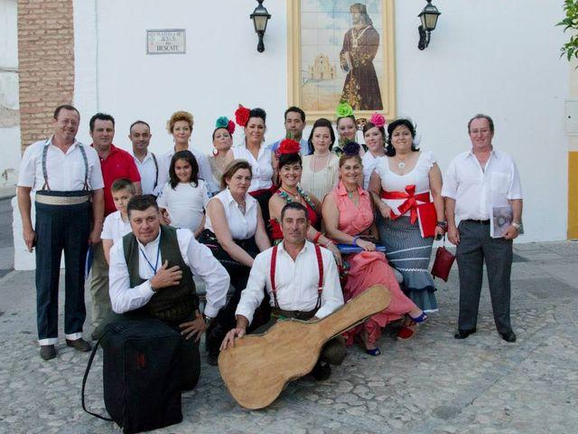 La boda de Carmen y Luis en Antequera, Málaga 6