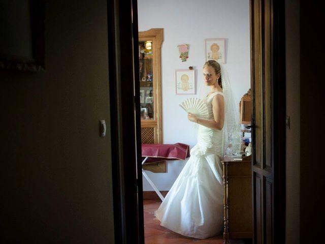 La boda de Carmen y Luis en Antequera, Málaga 8