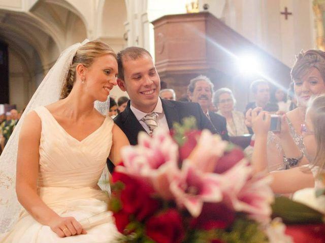 La boda de Carmen y Luis en Antequera, Málaga 9