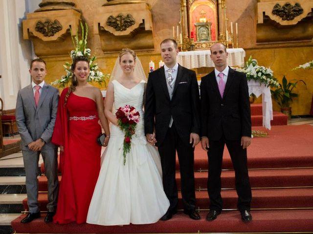 La boda de Carmen y Luis en Antequera, Málaga 11
