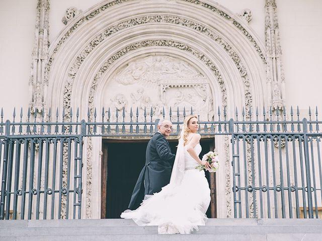 La boda de Jesús y Elena en Torrelodones, Madrid 39
