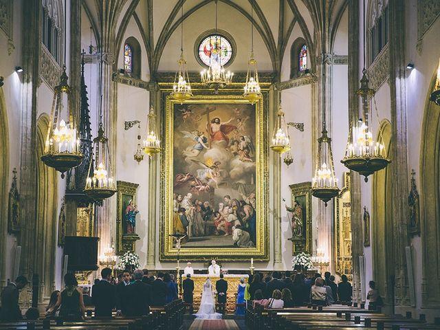 La boda de Jesús y Elena en Torrelodones, Madrid 40