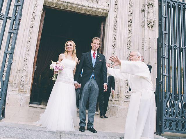 La boda de Jesús y Elena en Torrelodones, Madrid 41