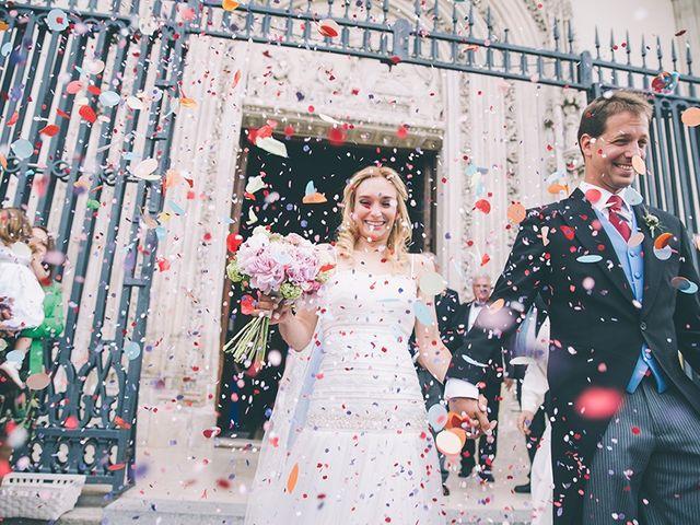 La boda de Jesús y Elena en Torrelodones, Madrid 42
