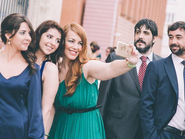 La boda de Jesús y Elena en Torrelodones, Madrid 49