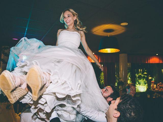 La boda de Jesús y Elena en Torrelodones, Madrid 87