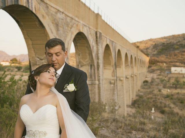 La boda de Juana y Juanma