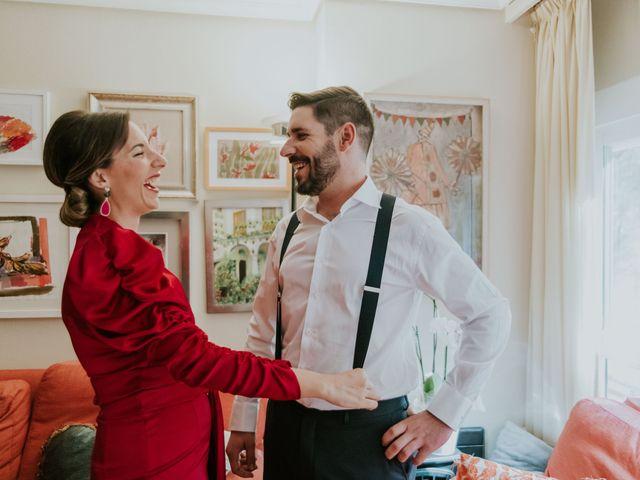 La boda de Víctor y Rocío en Murcia, Murcia 28