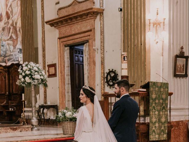 La boda de Víctor y Rocío en Murcia, Murcia 86
