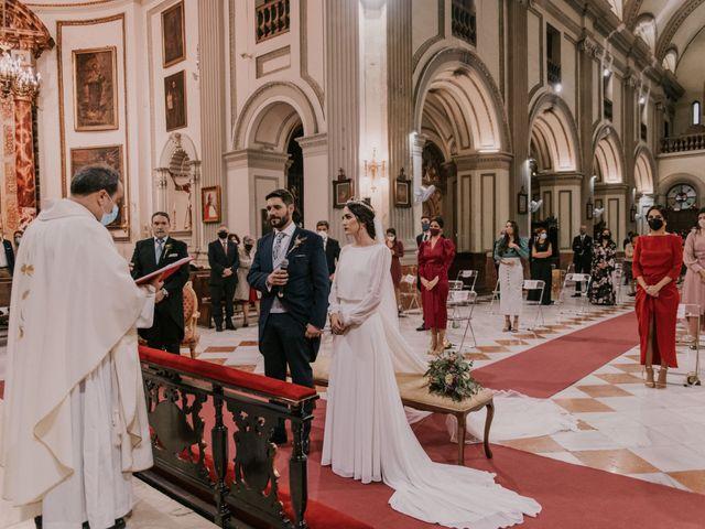 La boda de Víctor y Rocío en Murcia, Murcia 93