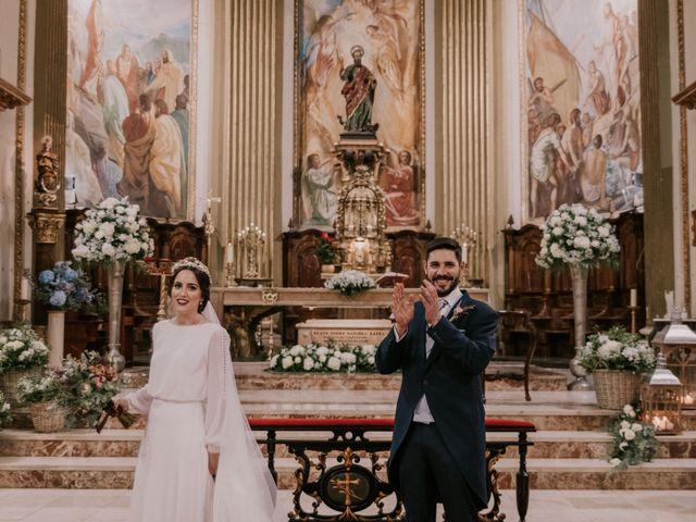 La boda de Víctor y Rocío en Murcia, Murcia 105