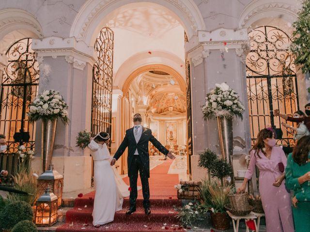 La boda de Víctor y Rocío en Murcia, Murcia 109