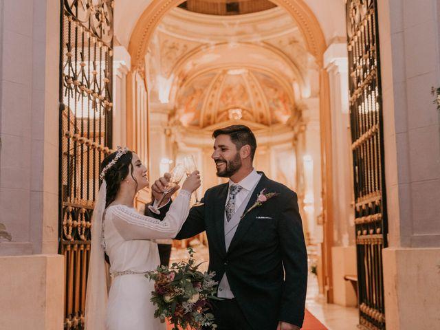 La boda de Víctor y Rocío en Murcia, Murcia 110
