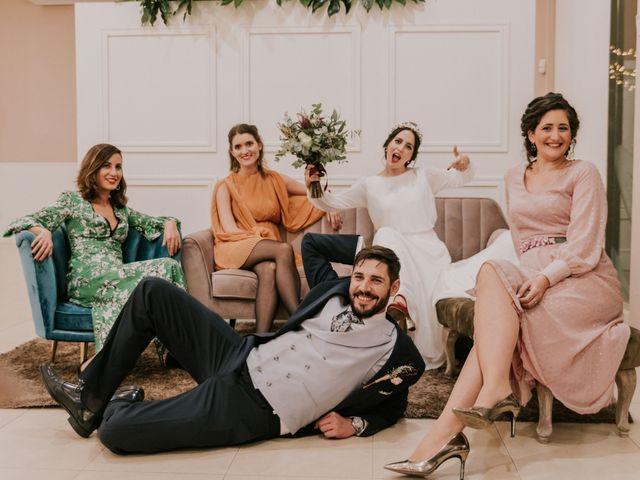La boda de Víctor y Rocío en Murcia, Murcia 150