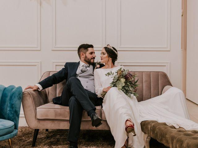 La boda de Víctor y Rocío en Murcia, Murcia 151
