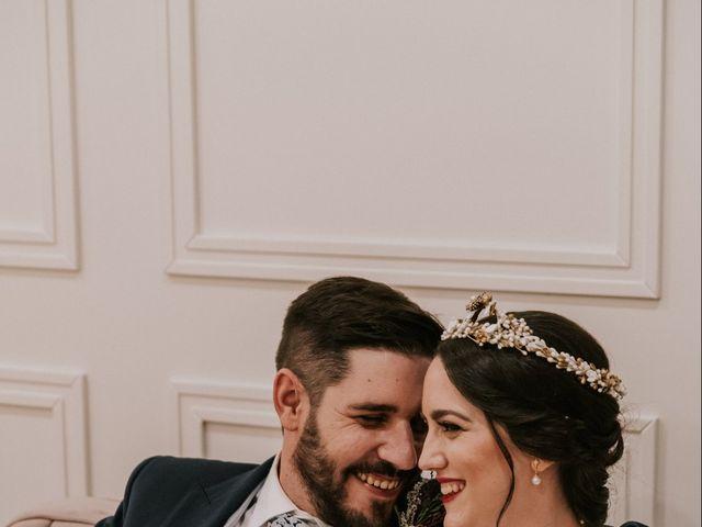 La boda de Víctor y Rocío en Murcia, Murcia 152