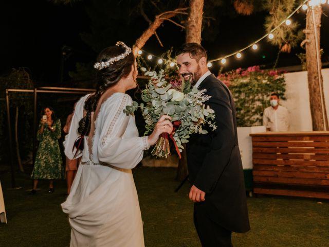 La boda de Víctor y Rocío en Murcia, Murcia 156