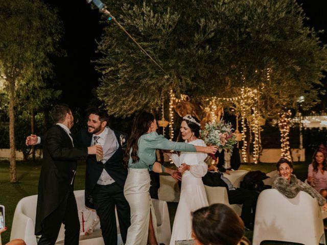 La boda de Víctor y Rocío en Murcia, Murcia 157
