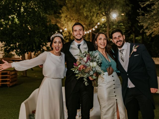 La boda de Víctor y Rocío en Murcia, Murcia 159