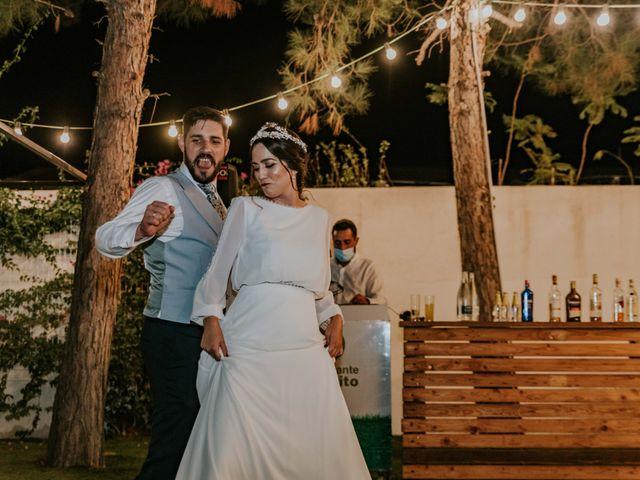 La boda de Víctor y Rocío en Murcia, Murcia 171