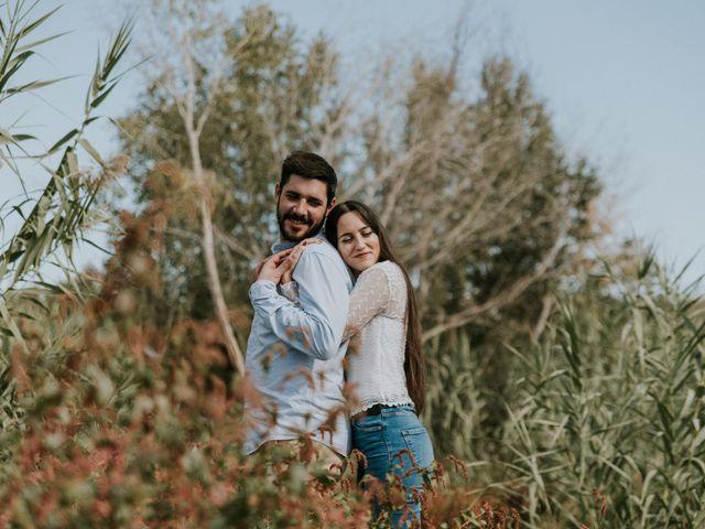 La boda de Víctor y Rocío en Murcia, Murcia 11