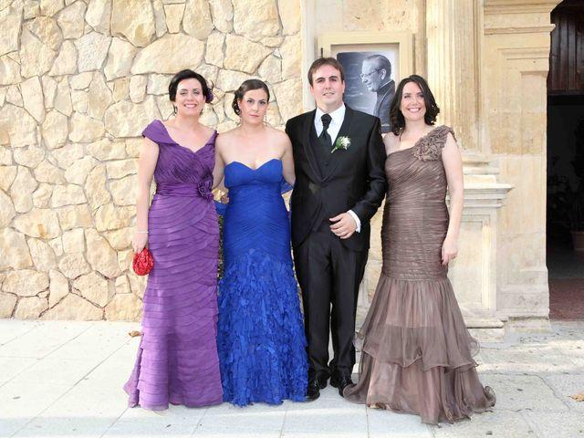 La boda de Tomás y Sonia en San Agustin De Guadalix, Madrid 4
