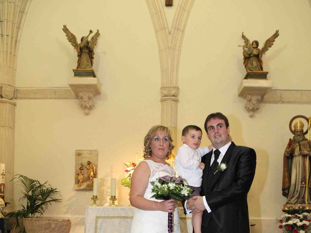 La boda de Tomás y Sonia en San Agustin De Guadalix, Madrid 7