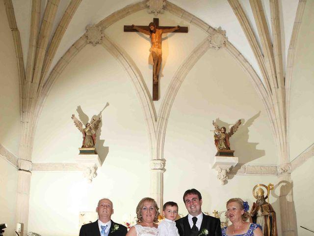 La boda de Tomás y Sonia en San Agustin De Guadalix, Madrid 8