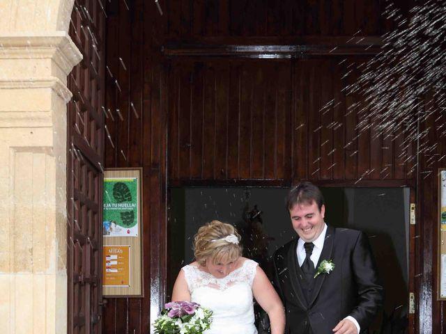 La boda de Tomás y Sonia en San Agustin De Guadalix, Madrid 10