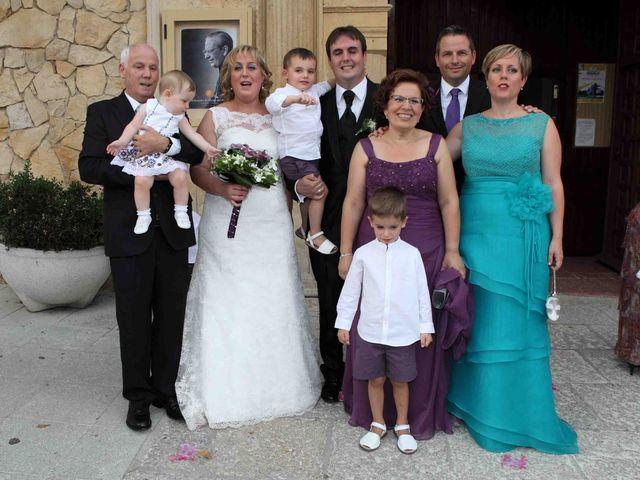 La boda de Tomás y Sonia en San Agustin De Guadalix, Madrid 11