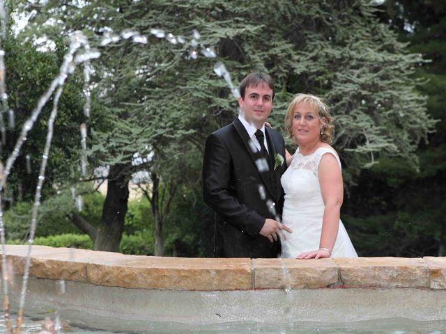 La boda de Tomás y Sonia en San Agustin De Guadalix, Madrid 12