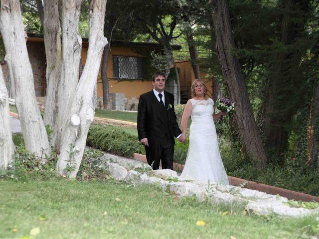 La boda de Tomás y Sonia en San Agustin De Guadalix, Madrid 13