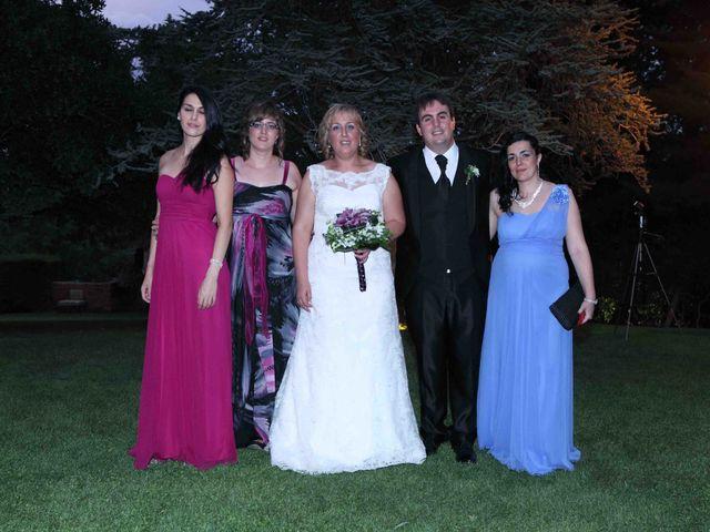 La boda de Tomás y Sonia en San Agustin De Guadalix, Madrid 21