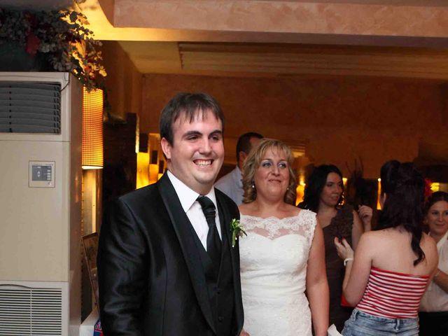 La boda de Tomás y Sonia en San Agustin De Guadalix, Madrid 24