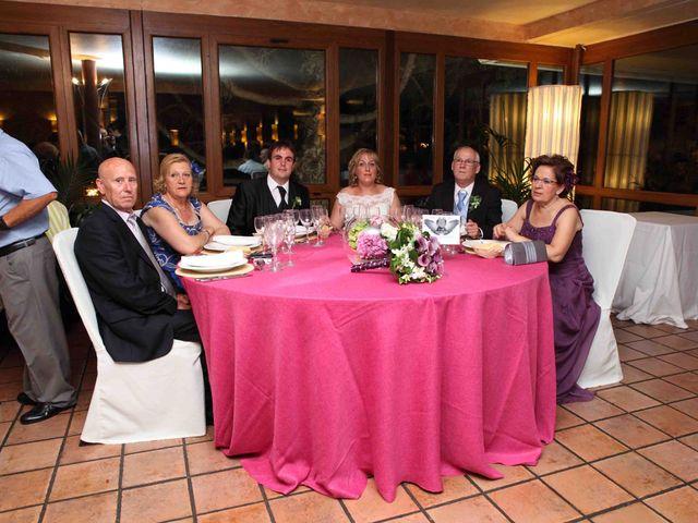 La boda de Tomás y Sonia en San Agustin De Guadalix, Madrid 25