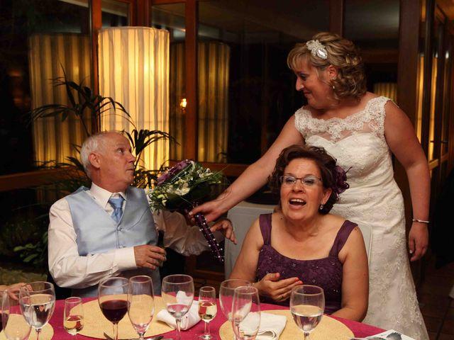 La boda de Tomás y Sonia en San Agustin De Guadalix, Madrid 28