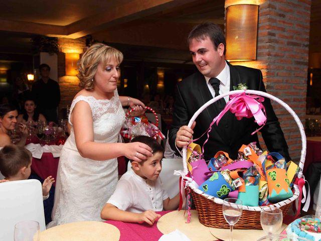 La boda de Tomás y Sonia en San Agustin De Guadalix, Madrid 29
